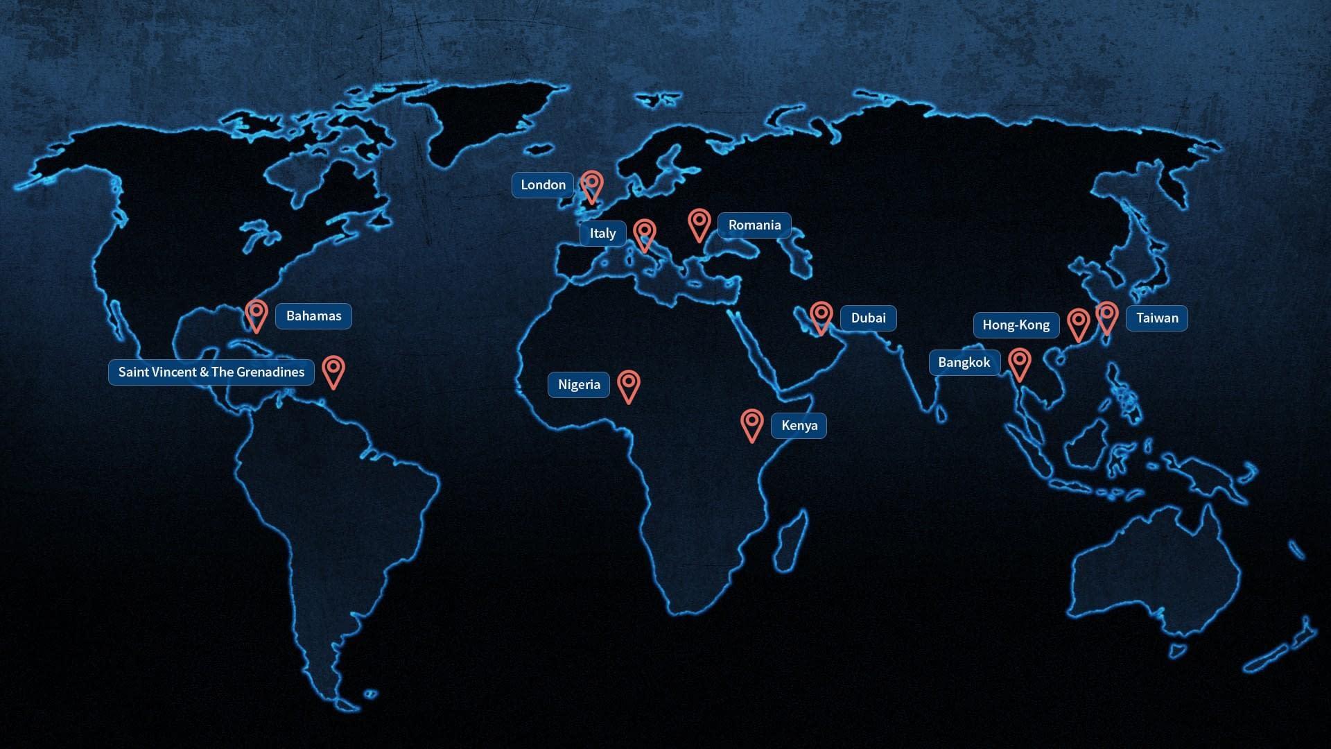 World Map 2020 05 min